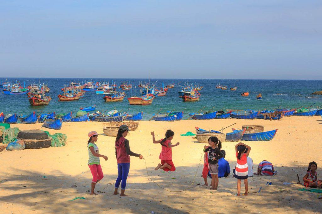 vietnam, beach, beach wallpaper