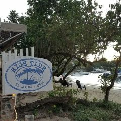 St. John's High Tide Bar and Seafood Grill Reopens