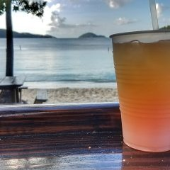 St. Thomas's Magens Bay Beach Bar Announces Reopening