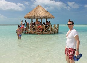 Friday Flickr Find – Floating Bar, Coco Cay, Bahamas