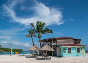 Friday Flickr Find – The Lazy Lizard, Caye Caulker, Belize