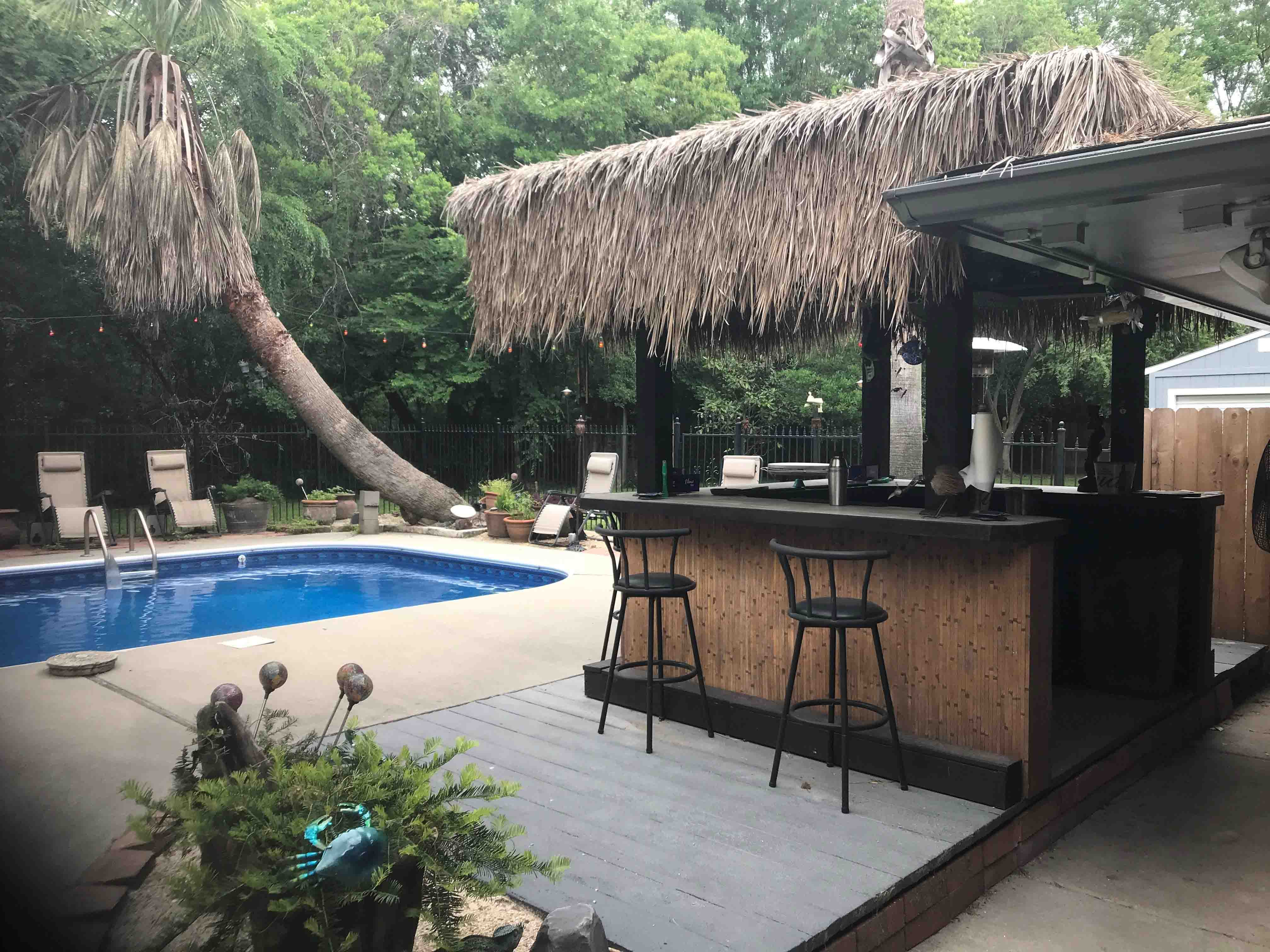 We Built Our Own Beach Bar - Jack Buckner's Fish and Sips ...
