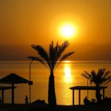 Beach Thursday Pic of the Week – Sunset on the Dead Sea