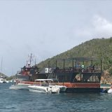 British Virgin Islands' Willy T Forced To Move Again