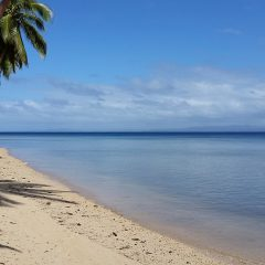 Forty Seconds at Taki Beach Bar and Grill, Fiji
