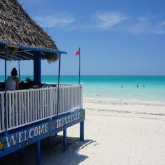 Discovering Two Beach Bars In Cuba