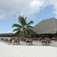 13 Images of Beach Bars That Aren't in the Caribbean or Florida