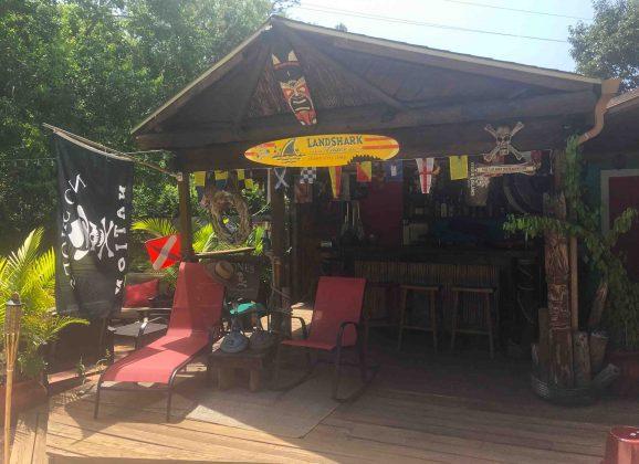 We Built Our Own Beach Bar – Shannon and Roxanna Sharp's Da Luv Shack