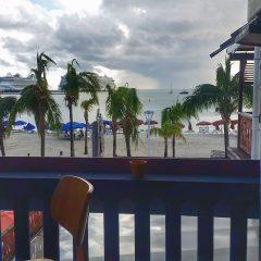 Getting B!tch Slapped In St. Maarten