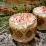 Candy Canes and Cocktails – The Festive White Russian