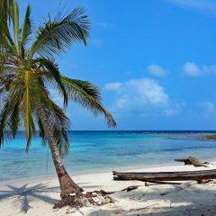 Beach Thursday Pic of the Week – Isla Diablo, San Blas Islands, Panama