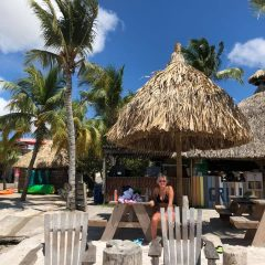 Beach Bar Pic of the Week – Chill Beach Bar, Lions Dive and Beach Resort, Curacao