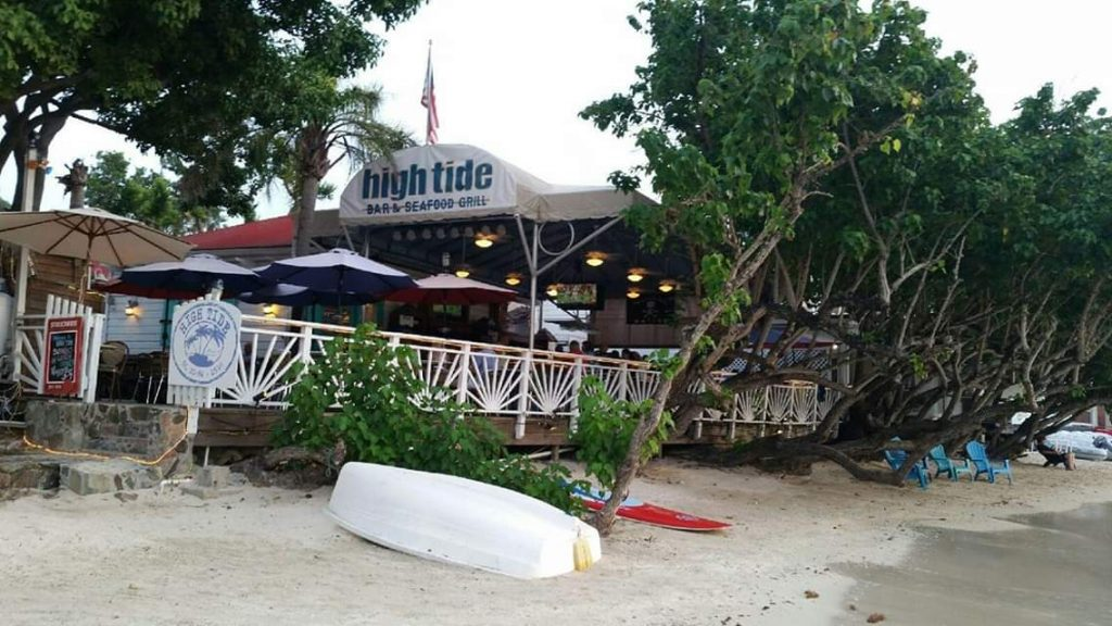 caribbean, beach bar