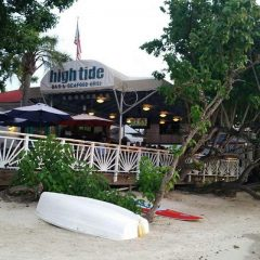 Beach Bar Pic of the Week – High Tide, Cruz Bay, St. John, US Virgin Islands