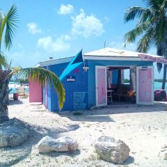Beach Bar Spotlight – Da Pink Chicken, Cat Island, Bahamas