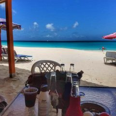 Beach Bar Pic of the Week – Darkwood Beach Bar, Antigua
