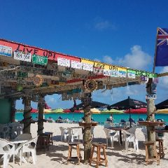 Instagram Monday Weekly Worldwide Beach Bar Tour – Looking Back at St. Maarten/Martin and Anguilla
