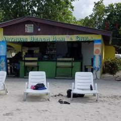 Beach Bar Pic of the Week – Arthur's Beach Bar and Grill, Negril, Jamaica