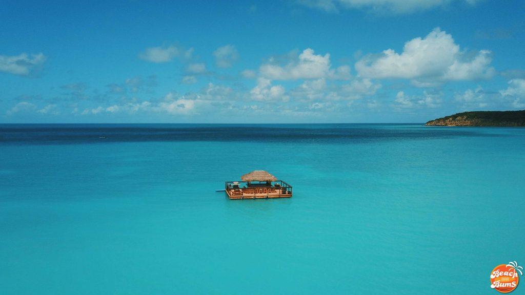 caribbean, ocean, beach bar