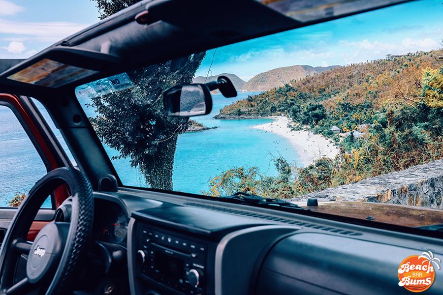caribbean, beach, usvi