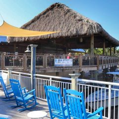 Beach Bar Pic of the Week – Skipper's Dockside, Key Largo, Florida
