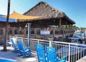 Beach Bar Pic of the Week – Skipper's Dockside, Key Largo, Florida