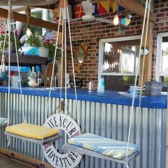 We Built Our Own Beach Bar – Lou and Kathy Siri's S.O.B.