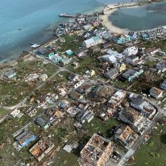 Massive Repository Created of Bahamas Images Post Hurricane Dorian