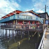 An Introduction to Cedar Key Florida's Waterfront Bars on Dock Street
