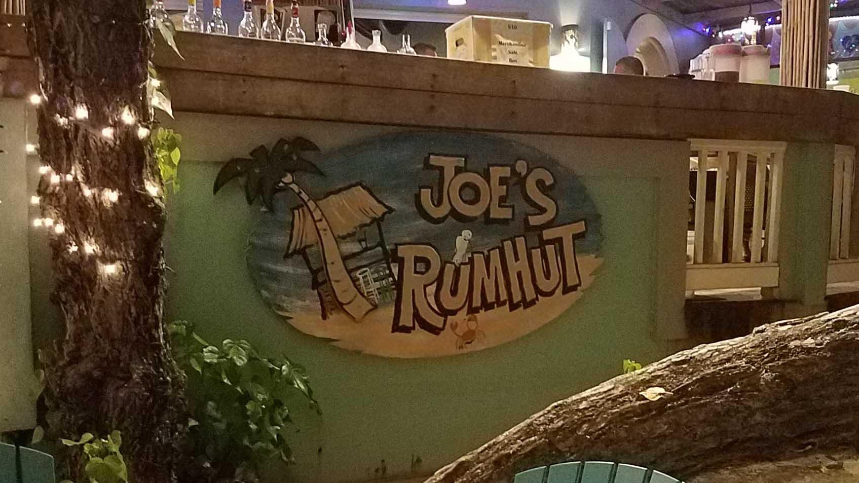 beach bar, st. john, usvi, caribbean