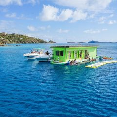 St. John, USVI's Lime Out Floating Bar Announces Closing and Online Petition