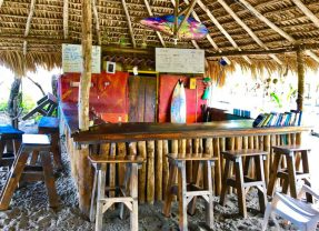 Beach Bar Pic of the Week – Rancho Tranquilo, Jiquilillo Beach, Nicaragua