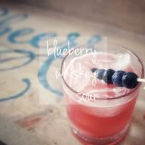 Parent Tax and the Blueberry Whiskey Sour