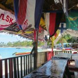 Beach Bar Pic of the Week – Black Boy And Debbie's Beach Bar, Salt Whistle Bay, Mayreau Island, St. Vincent and the Grenadines