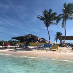 Beach Bar Pic of the Week – Cow Wreck Beach Bar, Anegada, British Virgin Islands