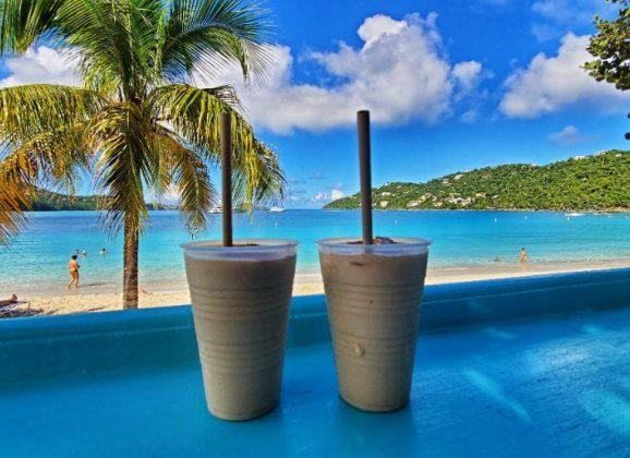 Beach Bar Pic of the Week – Magens Bay Beach Bar, St. Thomas, US Virgin Islands