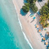 Beach Bar Pic of the Week – Savvy's Cabana, Grand Anse Beach, Grenada