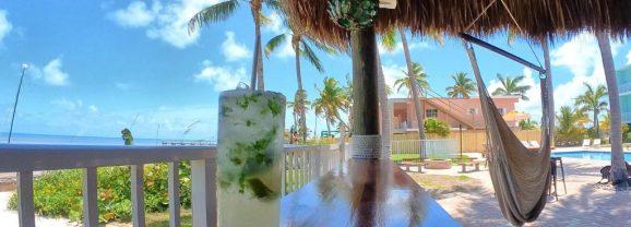 Beach Bar Pic of the Week – Barrel & Bale, Grassy Flats Resort and Beach Club, Marathon, Florida